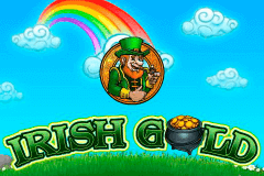 Logo irish gold playn go jeu casino