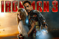 Logo iron man 3 playtech jeu casino