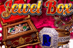Logo jewel box playn go jeu casino