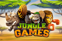 Logo jungle games netent jeu casino