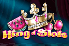 Logo king of slots netent jeu casino