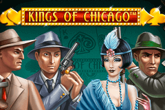 Logo kings of chicago netent jeu casino