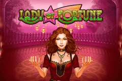 Logo lady of fortune playn go jeu casino