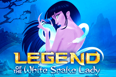 Logo legend of the white snake lady yggdrasil jeu casino