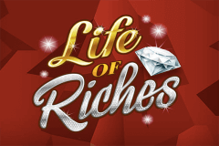 Logo life of riches microgaming jeu casino