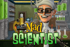 Logo mad scientist betsoft jeu casino