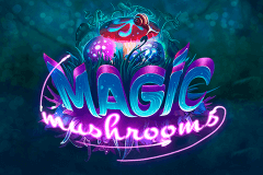 Logo magic mushrooms yggdrasil jeu casino
