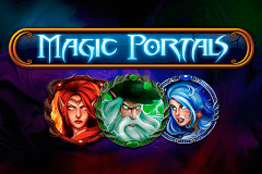 Logo magic portals netent jeu casino
