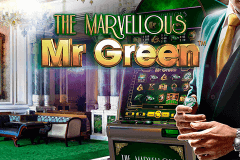 Logo marvellous mr green netent jeu casino