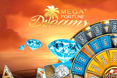 Logo mega fortune dreams netent jeu casino