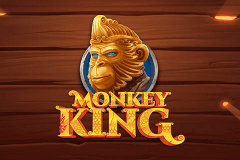 Logo monkey king yggdrasil jeu casino