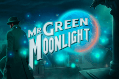 Logo mr green moonlight netent jeu casino