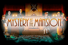 Logo mystery at the mansion netent jeu casino