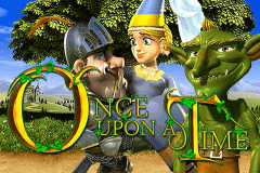 logo once upon a time betsoft jeu casino