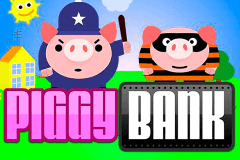 Logo piggy bank playn go jeu casino