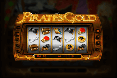 Logo pirates gold netent jeu casino