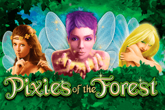 Logo pixies of the forest igt jeu casino