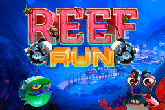 Logo reef run yggdrasil jeu casino
