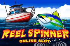 logo reel spinner microgaming jeu casino