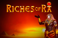Logo riches of ra playn go jeu casino