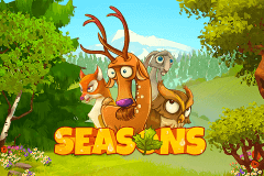 Logo seasons yggdrasil jeu casino