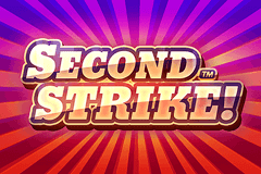 Logo second strike quickspin jeu casino