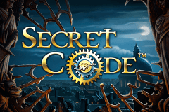 Logo secret code netent jeu casino