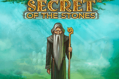 Logo secret of the stones netent jeu casino