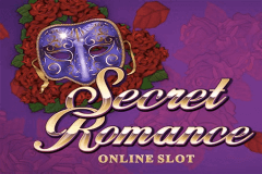 Logo secret romance microgaming jeu casino