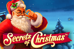 Logo secrets of christmas netent jeu casino