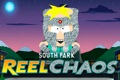 Logo south park reel chaos netent jeu casino
