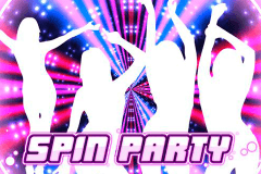 Logo spin party playn go jeu casino