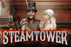 Logo steam tower netent jeu casino