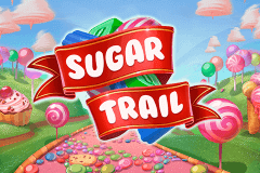 Logo sugar trail quickspin jeu casino