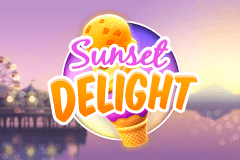 logo sunset delight thunderkick jeu casino