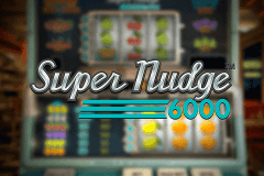 Logo super nudge 6000 netent jeu casino