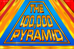 Logo the 100000 pyramid igt jeu casino