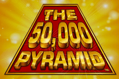 Logo the 50000 pyramid igt jeu casino