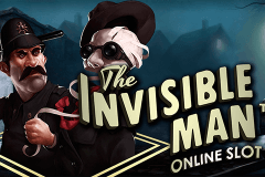 Logo the invisible man netent jeu casino