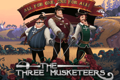 Logo the three musketeers quickspin jeu casino