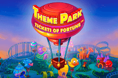 Logo theme park tickets of fortune netent jeu casino