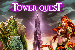 Logo tower quest playn go jeu casino