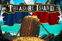 Logo treasure island quickspin jeu casino