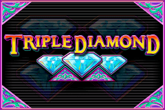 Logo triple diamond igt jeu casino