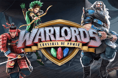 Logo warlords crystals of power netent jeu casino