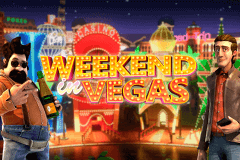 Logo weekend in vegas betsoft jeu casino