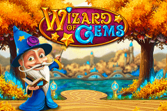 Logo wizard of gems playn go jeu casino