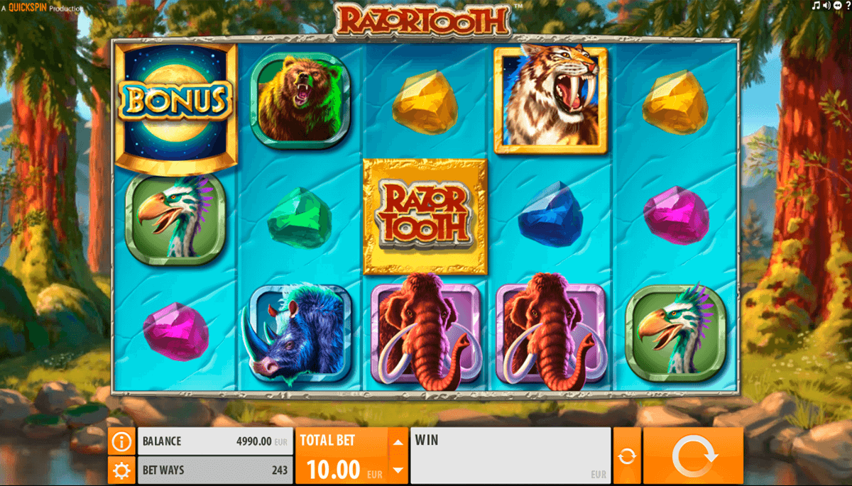 razortooth quickspin machine a sous