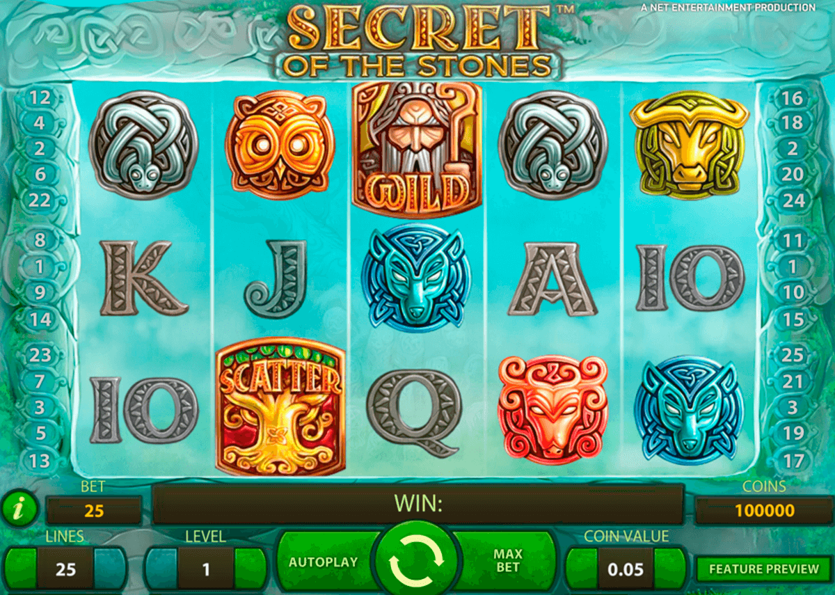 Jouez à la machine à sous en ligne Secrets of the Amazon sur Casino.com Canada