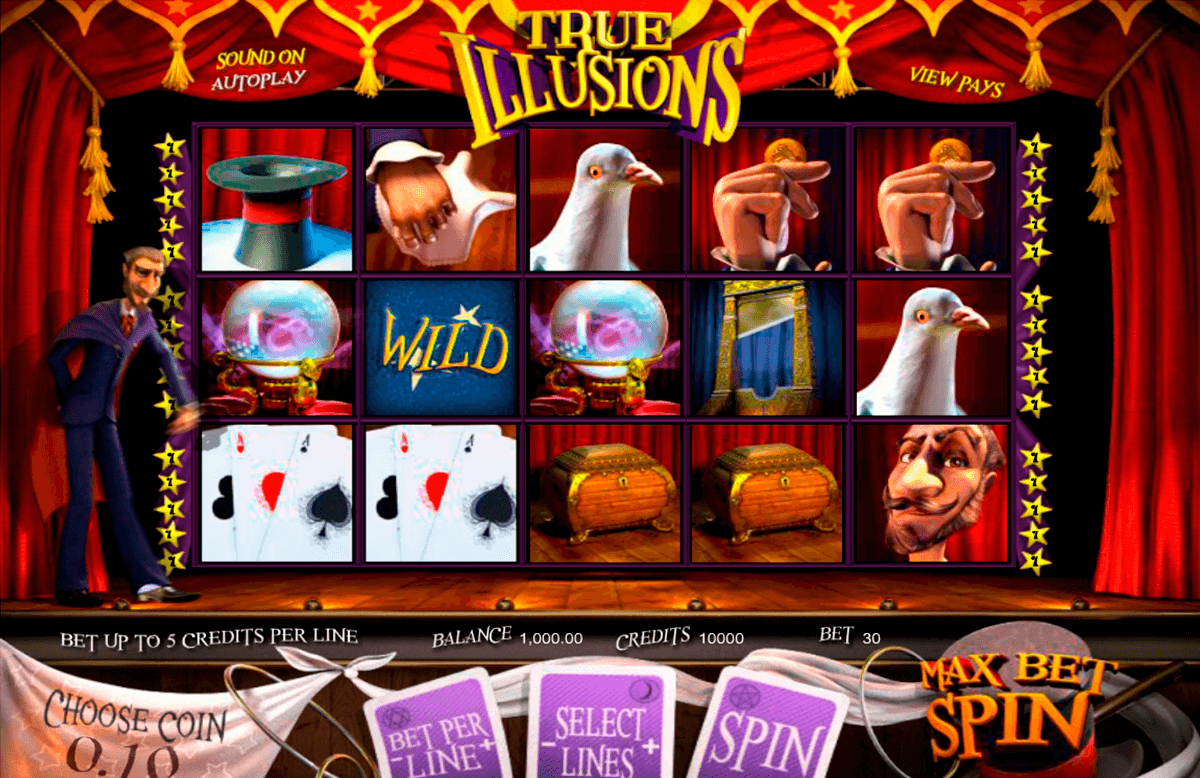 true illusions betsoft machine a sous